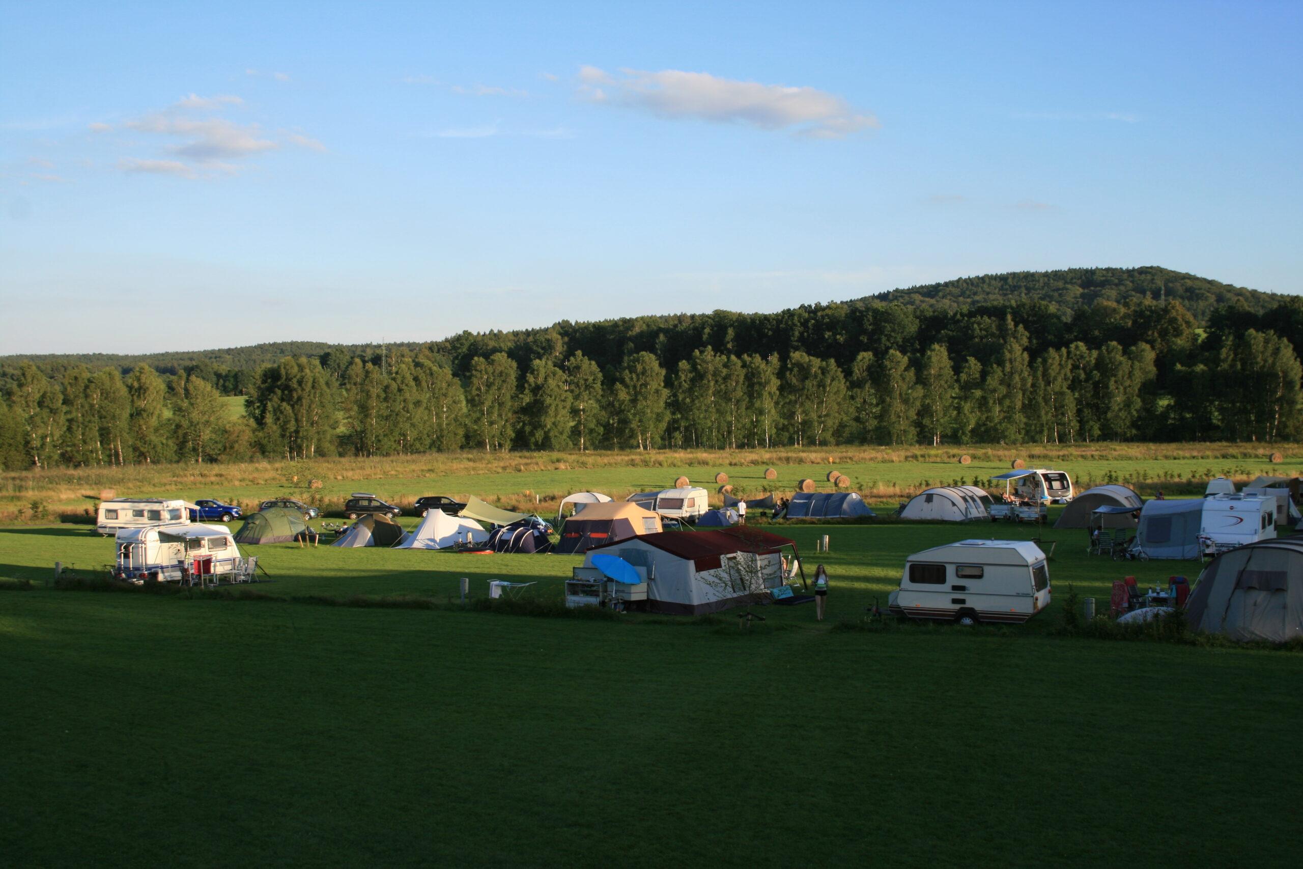 Camping de Regenboog – Tsjechië